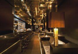 Candlelight Club - interior design