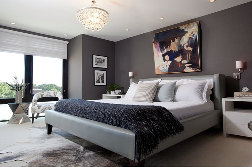 Design Your Bedroom to a Peaceful versatile cozy place