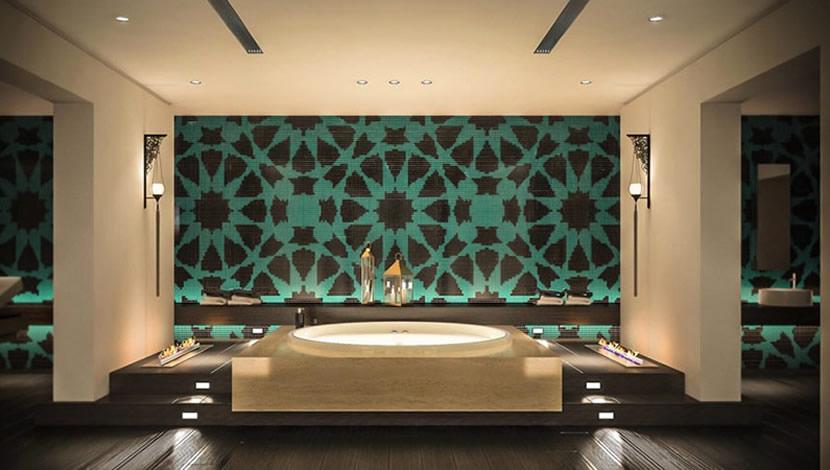 Lighting in Islamic interior design