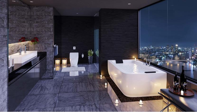 Bathroom remodeling Tub