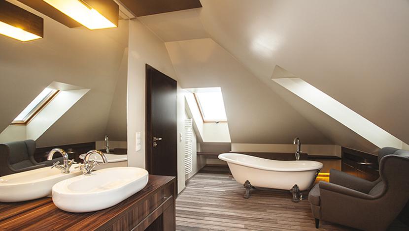 Home improvement -Add a bathroom