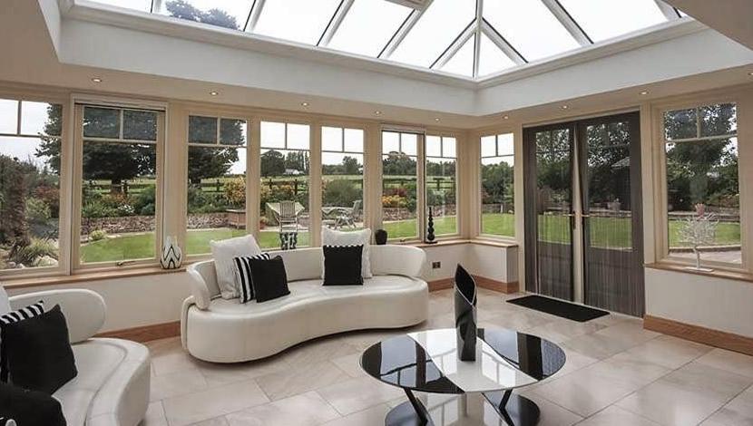Home improvement -Build a conservatory