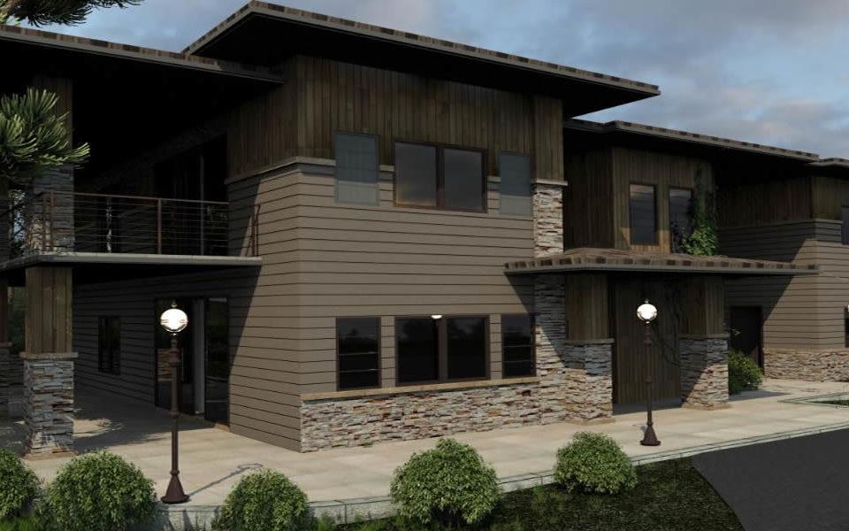 Home refurbishment El Dorado Hills | Residential architectural design CA
