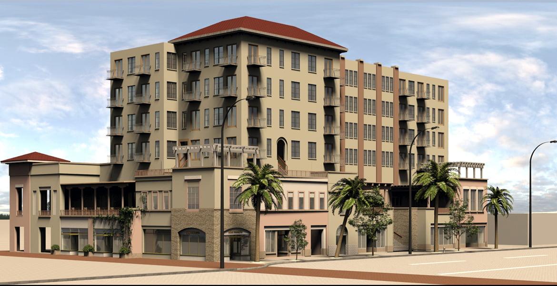 Exterior design- Apartment 5
