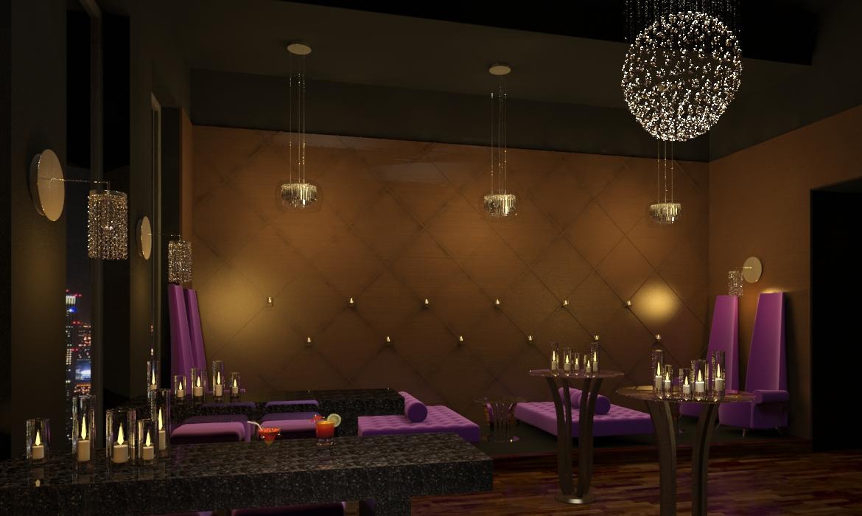 Interior design - Candlelight club 5