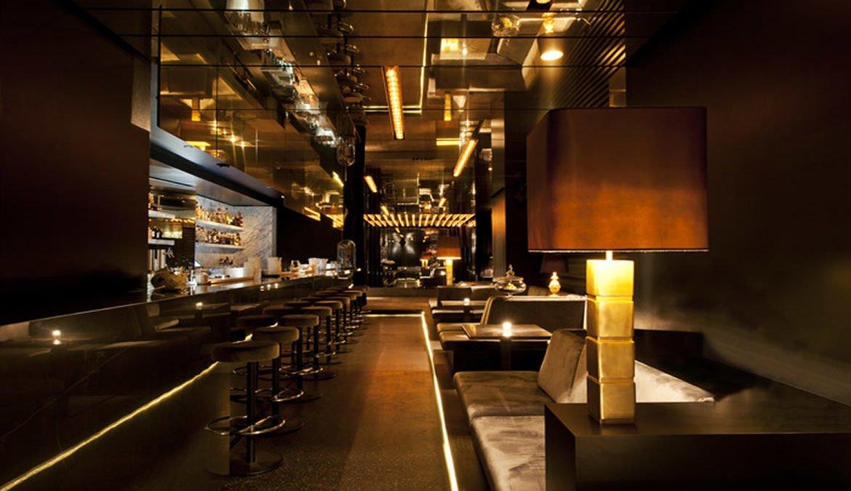 Interior design - Candlelight club