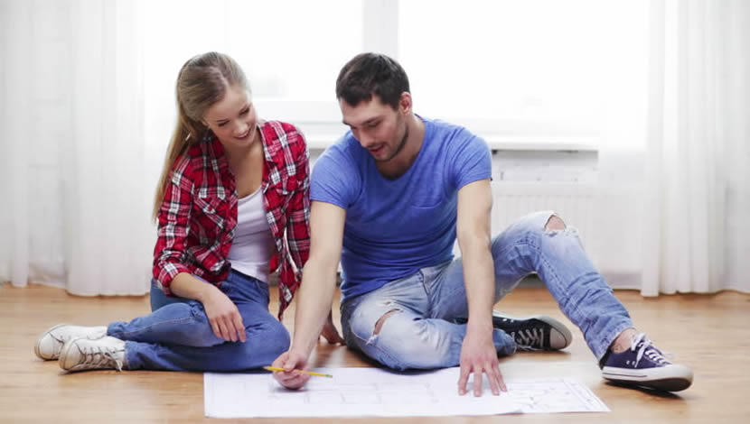 What is needed to intern a home extension