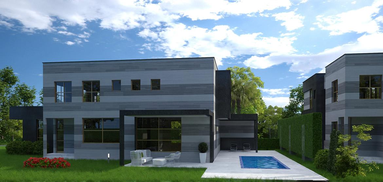 villa design - Malavi