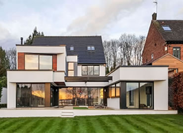 house extension projects -great Cambridge road chestnut