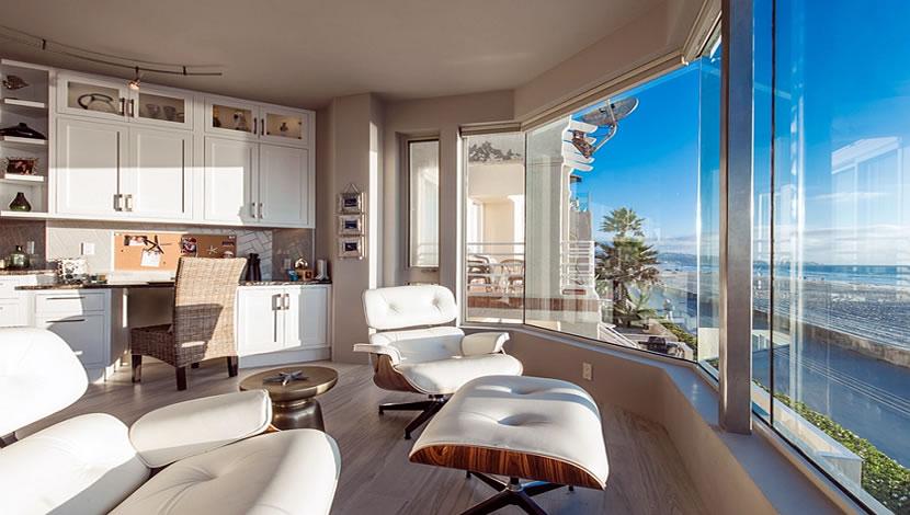 Sunroom design idea - main photo
