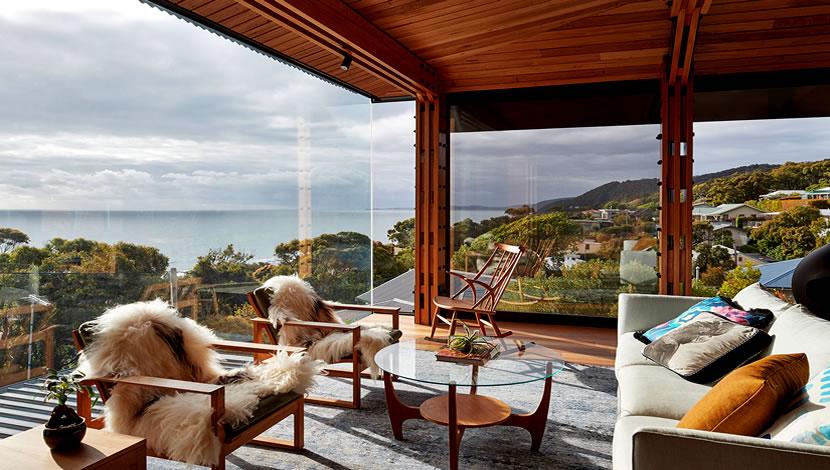 sunroom design ideas - dorman house