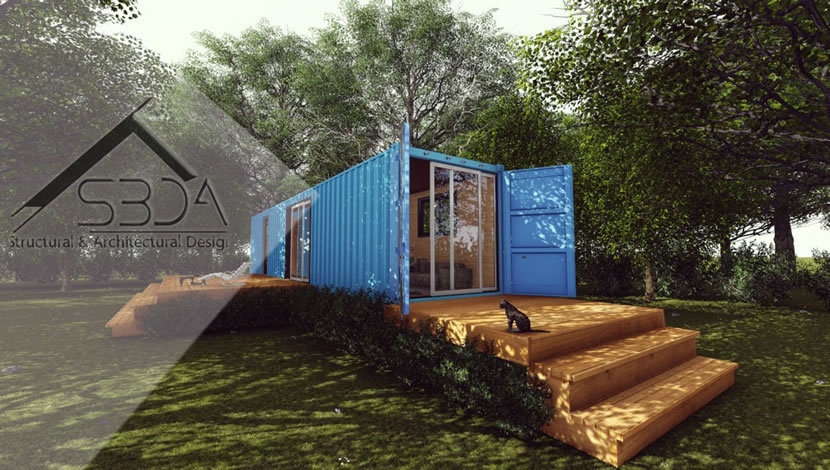 shipping container home best ER housing solution for Puerto Ricans