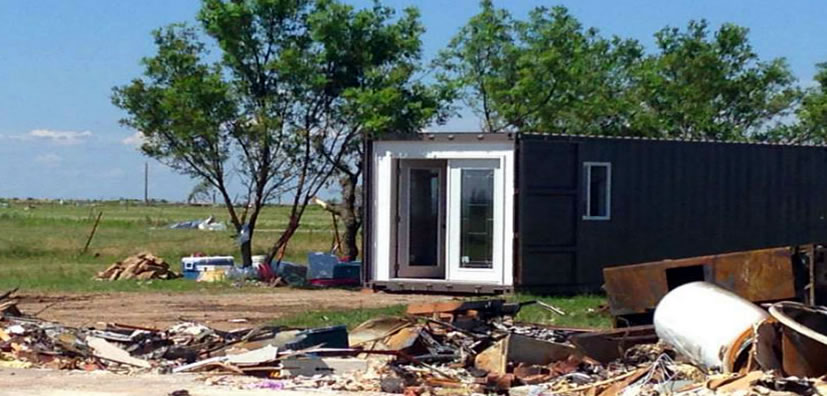 Are shipping container homes hurricane proof s3da design for Hurricane proof home plans