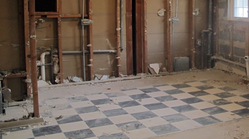 Flooring - removing interior design