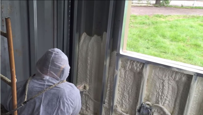 HOW TO INSULATE SHIPPING CONTAINER HOME - containerhome.over-blog.com