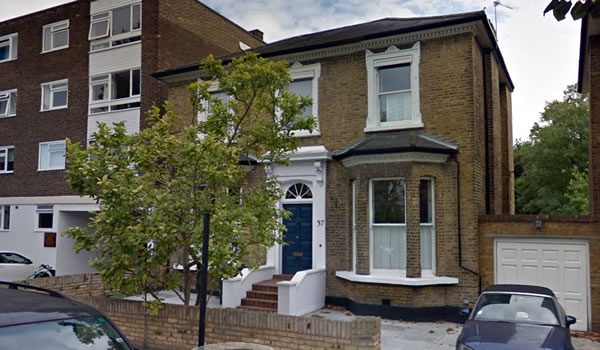 two story home extension London