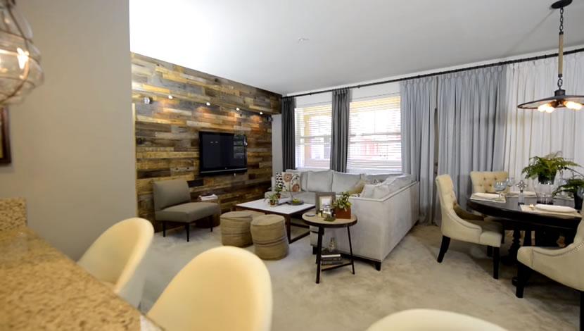 living room space- interior designer