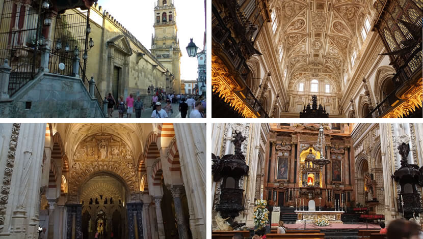 mosques of Cordoba
