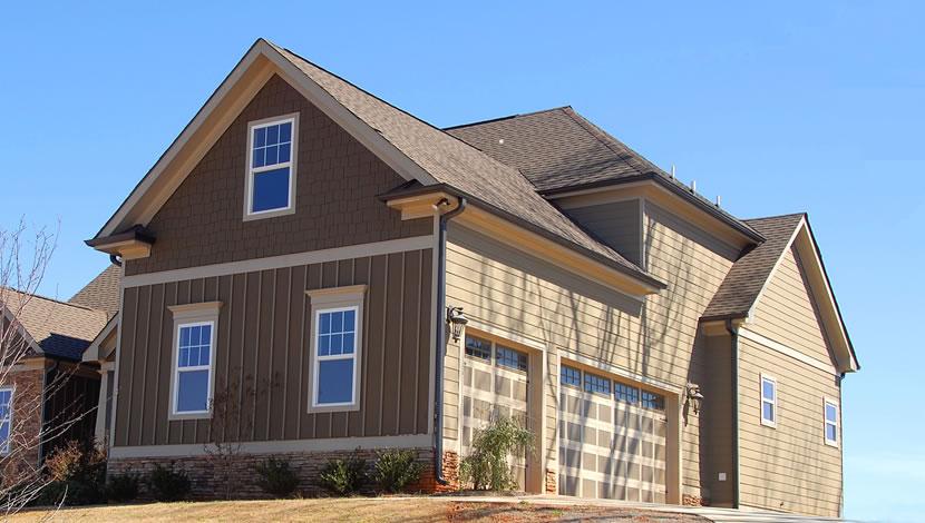 garage conversion - exterior design