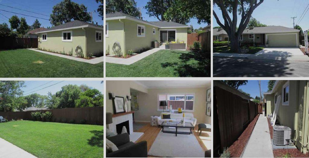 Home addition design in Santa Clara City, CA