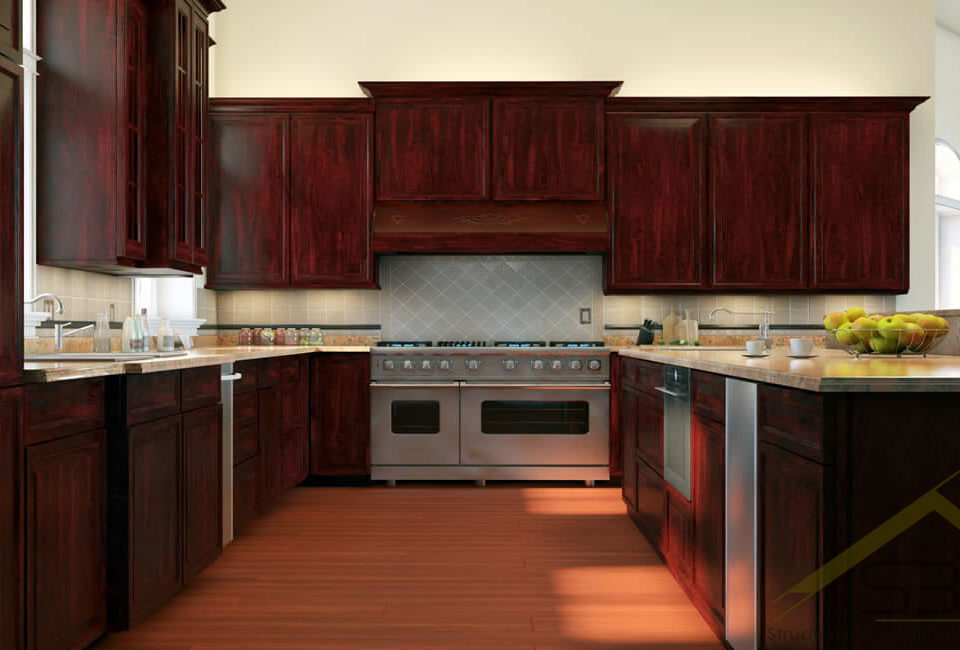 Kitchen interior design in New Jersey