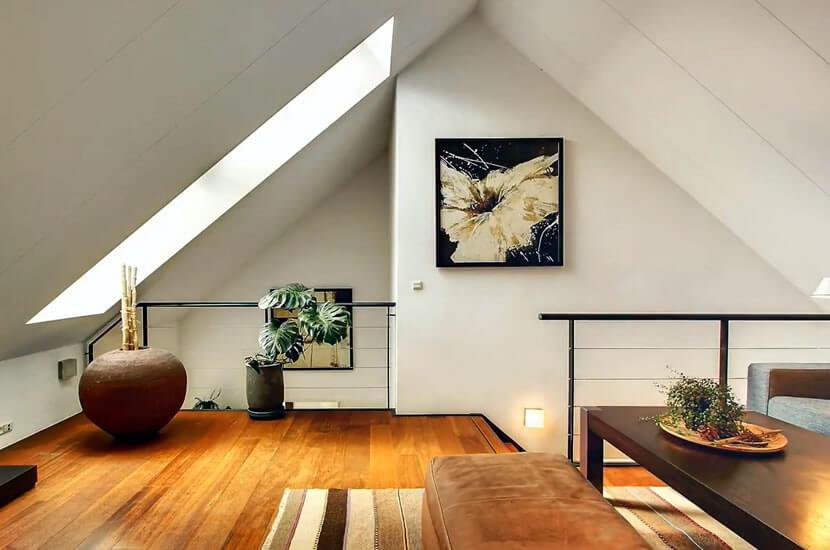 Part-width dormer conversion
