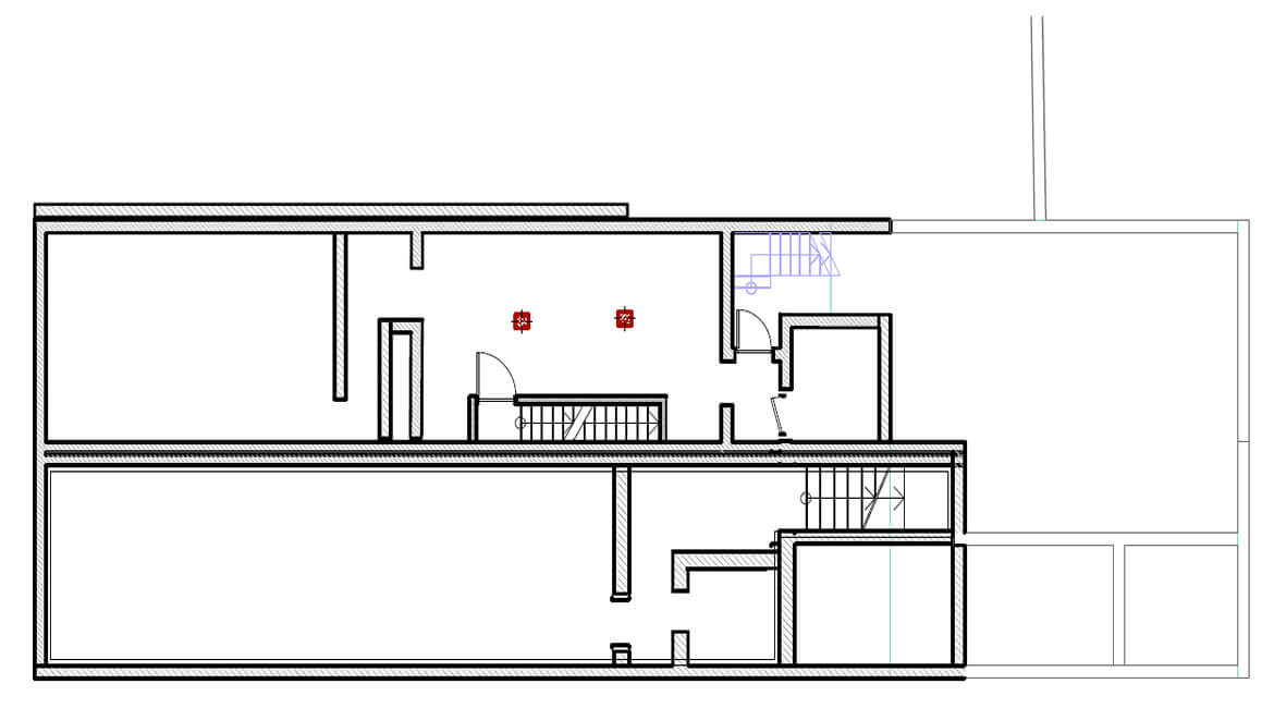 Residential structural design project In the UK