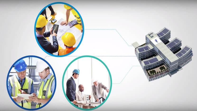 BIM- Building information modeling - structure