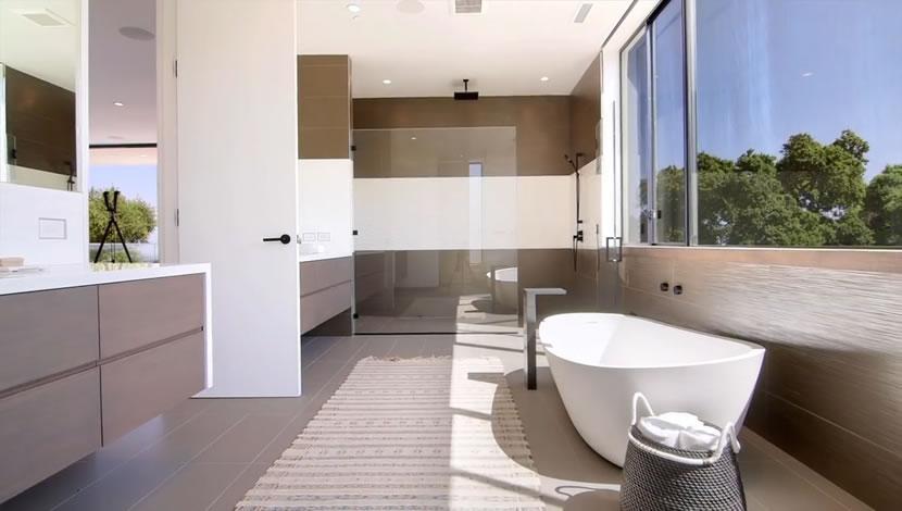 Modern home-Architecture-bathroom