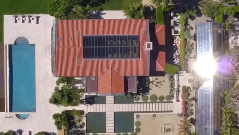modernize a modern home - roof plan