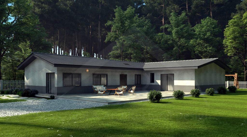 Single story home design St. Helena, California | Residential engineer