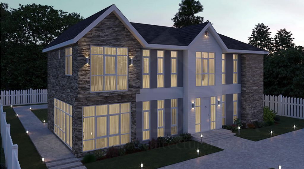 New building design Beverly Hills, CA - Architect and structural engineer California