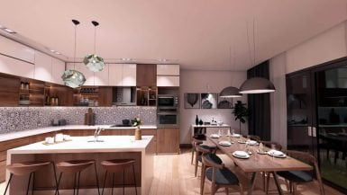 single family home renovation in California-US