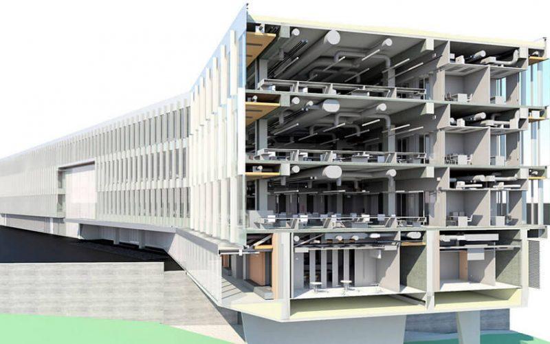 BIM + MEP Engineer in California - Building Information Modeling