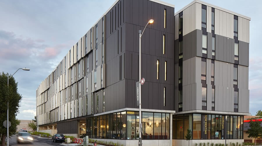 Energy Efficiency Opportunity for Multifamily Housing