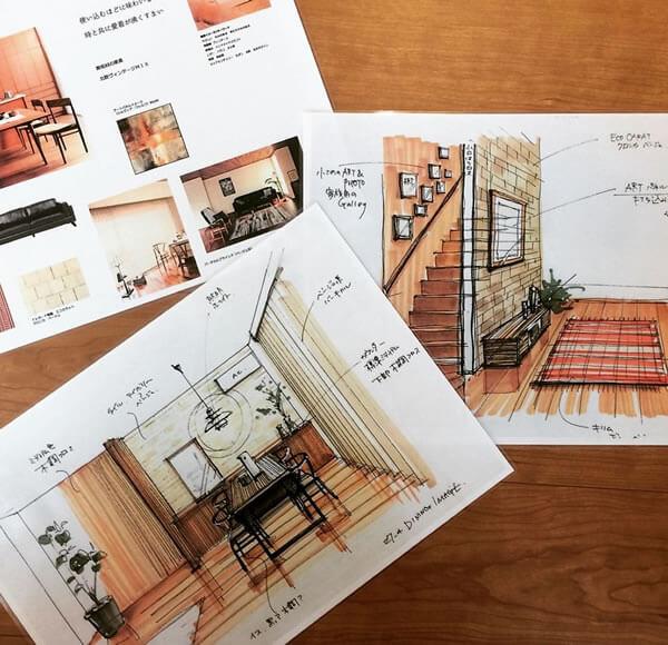 Interior design services California