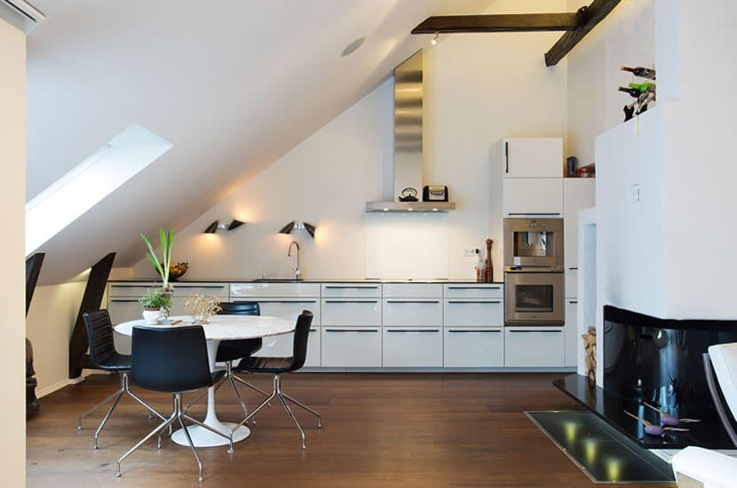 Loft conversion projects in the UK