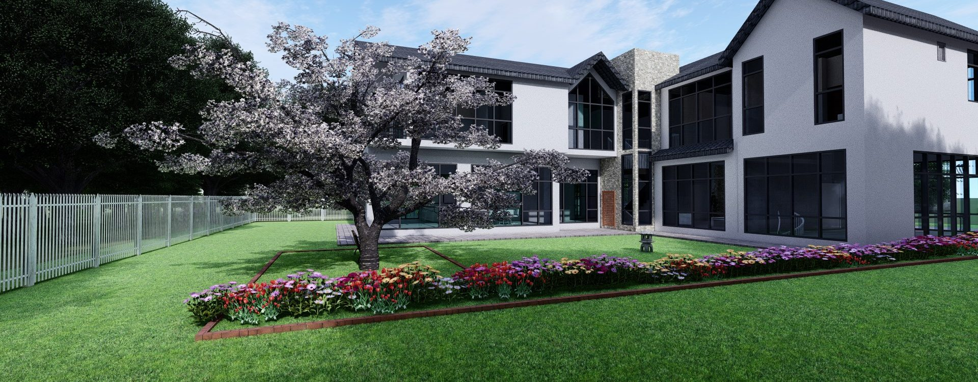 New building design Beverly Hills, CA 2