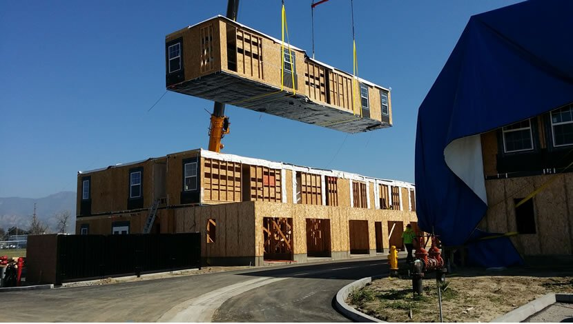 Pre-Fabricated Materials - multifamily