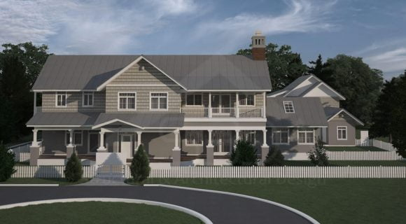 Two story home design Florida | Architecture design | Structural design | MEP design