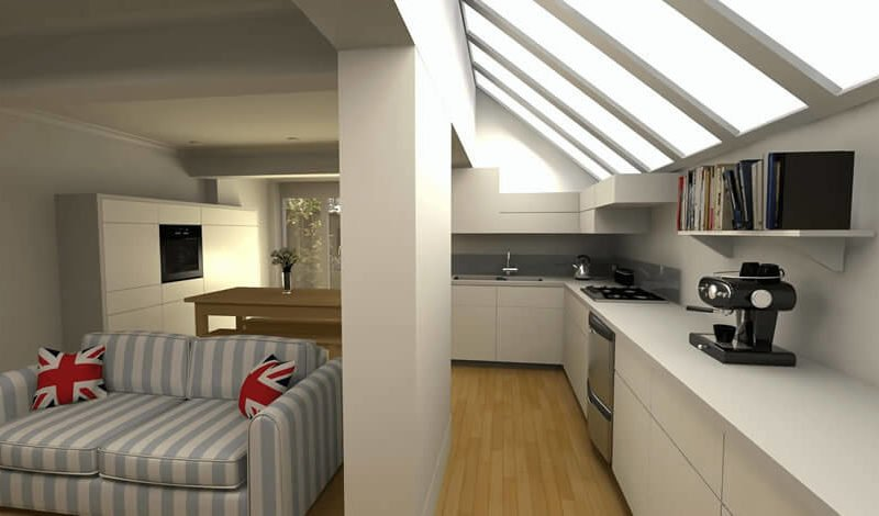 house extension projects in London - UK