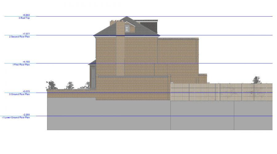 house extension - structural calculation
