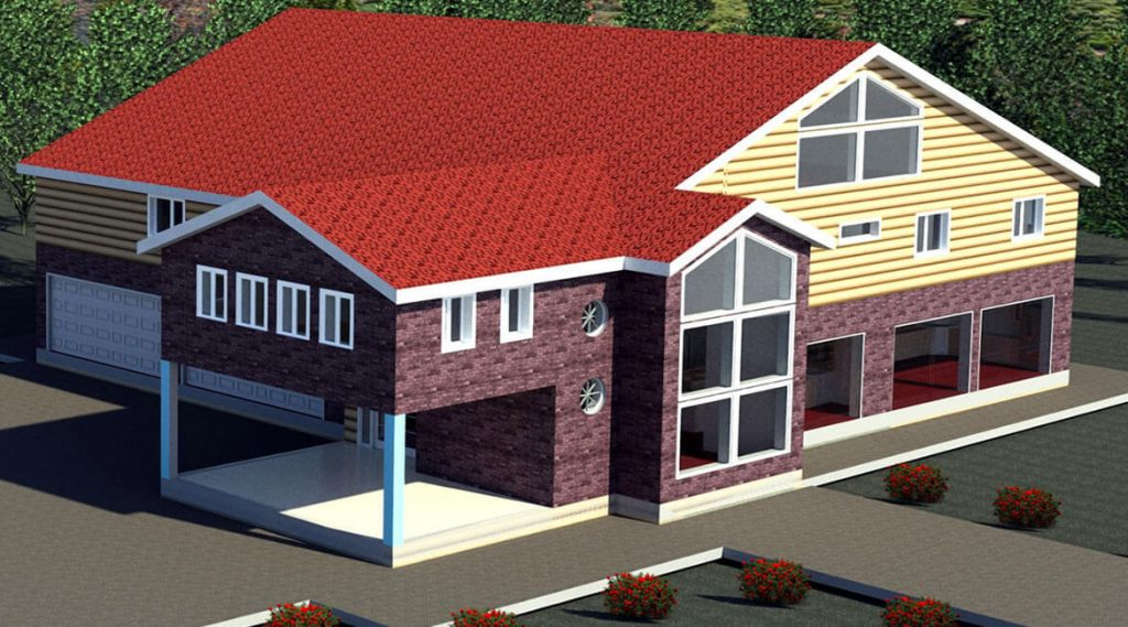 single-family-house-in-Florida-structural-and-architectural-design-services