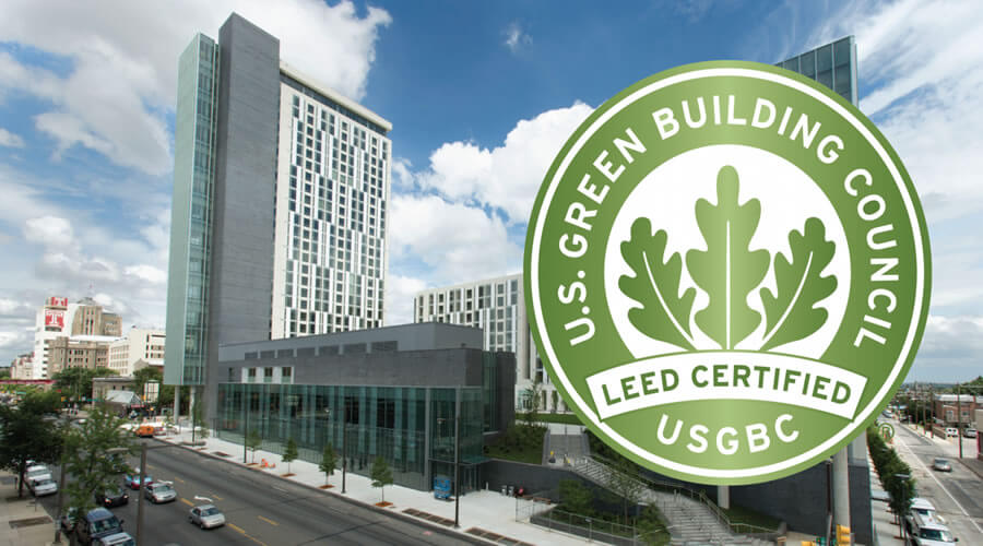 Green building design- Construction industry-MEP