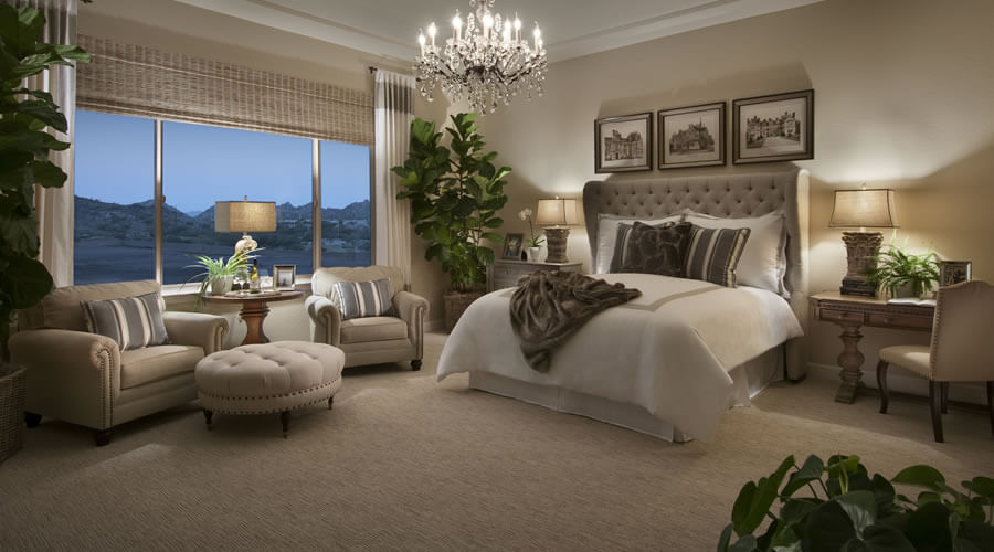 Master Suite on the Main floor