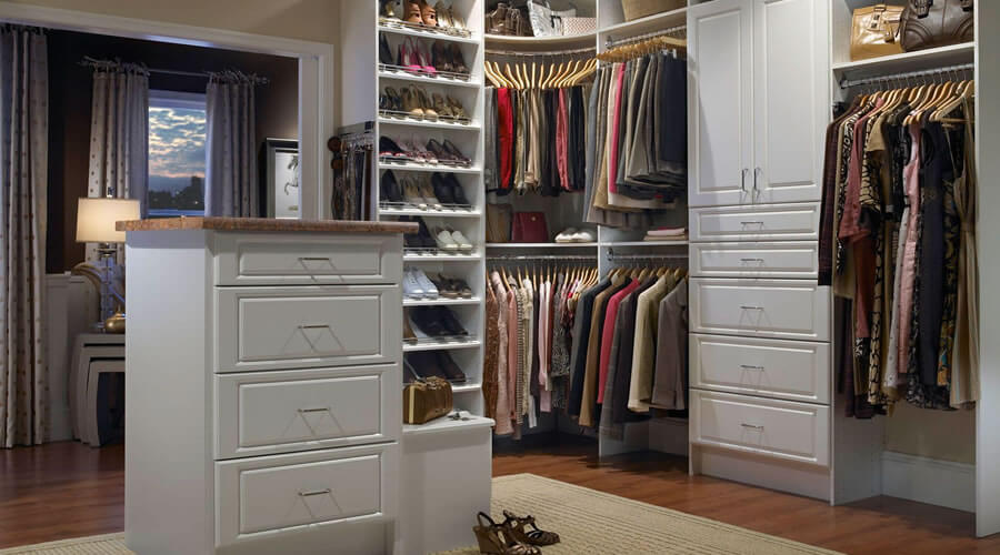 Ranch style homes- Plenty of Closets and Storage
