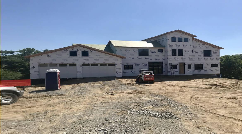 Custom Home in Montana