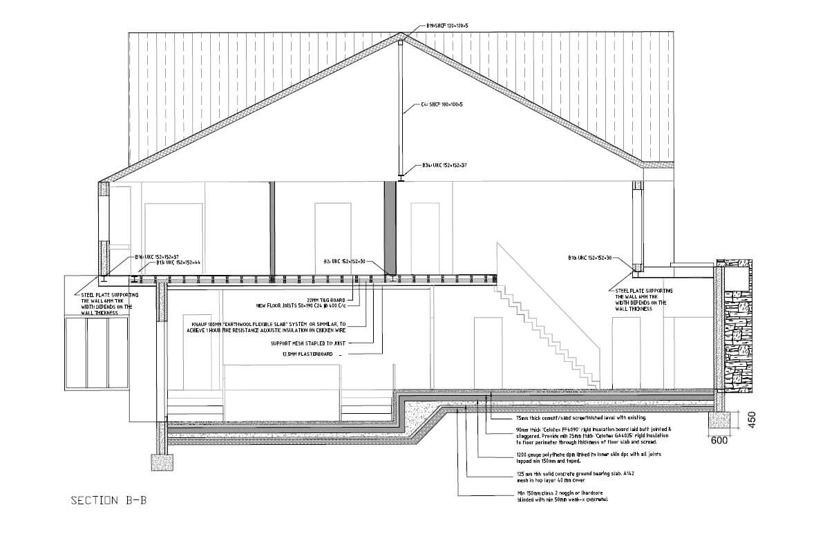 Section 2 - single family home in London