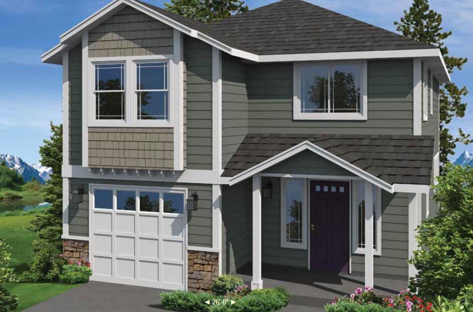 Architectural design firm California - Residential house design In Escondido, CA