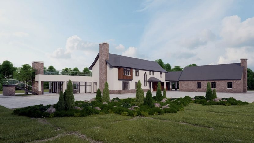 Residential design Tipperary, Ireland - structural design services